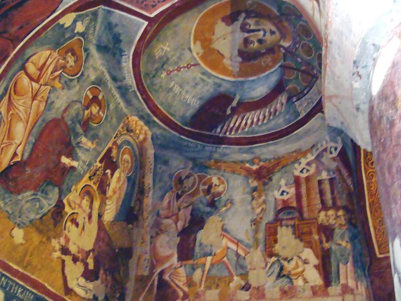 Byzantine Frescoes 13