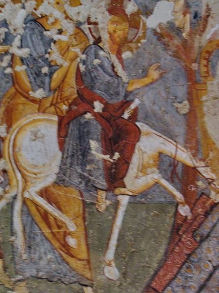 Byzantine Frescoes 23