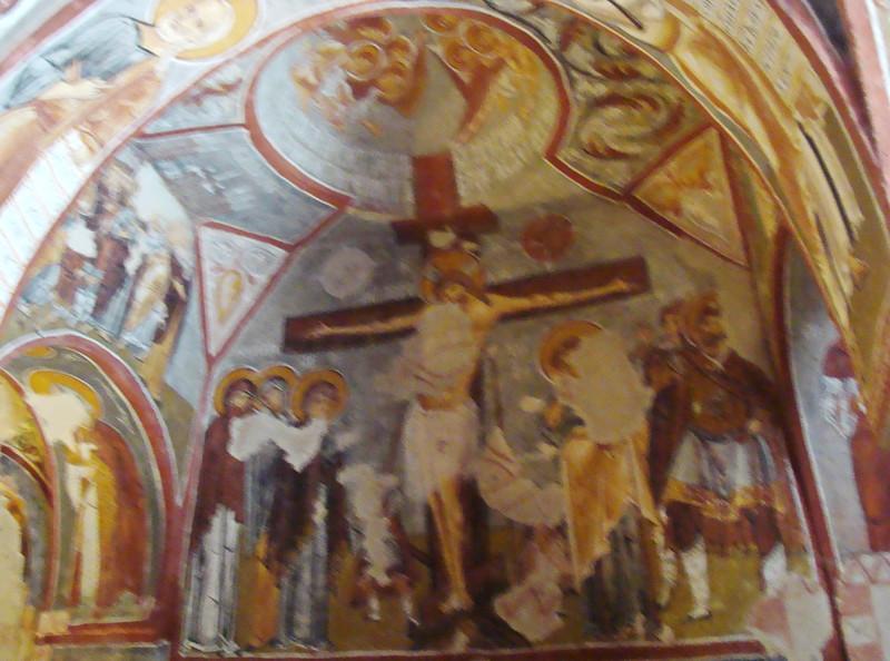 Byzantine Frescoes 5