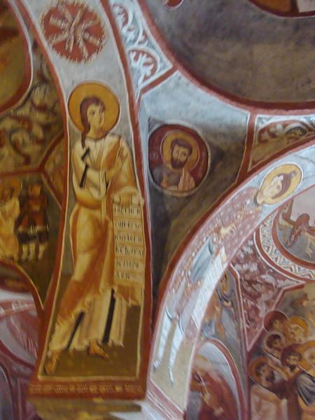 Byzantine Frescoes 7