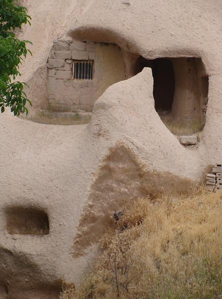 Dwelling Entrance