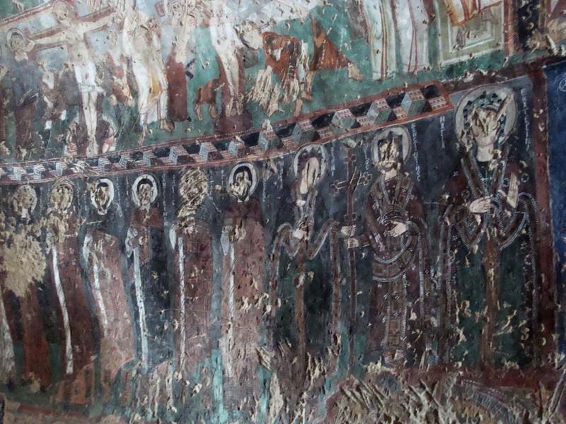 Byzantine Frescoes 27