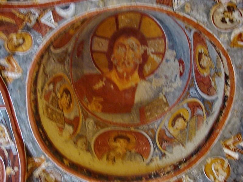 Byzantine Frescoes 22