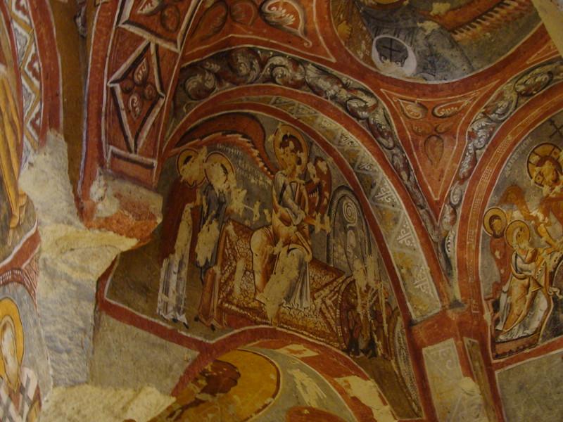 Byzantine Frescoes 18