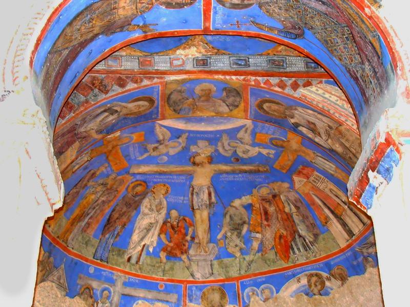 Byzantine Frescoes 14
