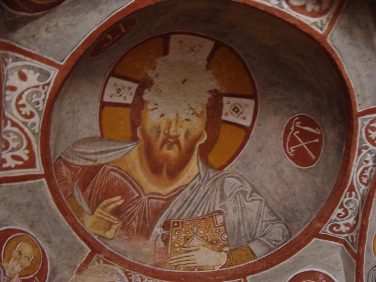 Byzantine Frescoes 4
