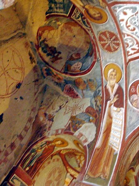 Byzantine Frescoes 12