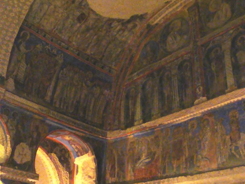 Byzantine Frescoes 25