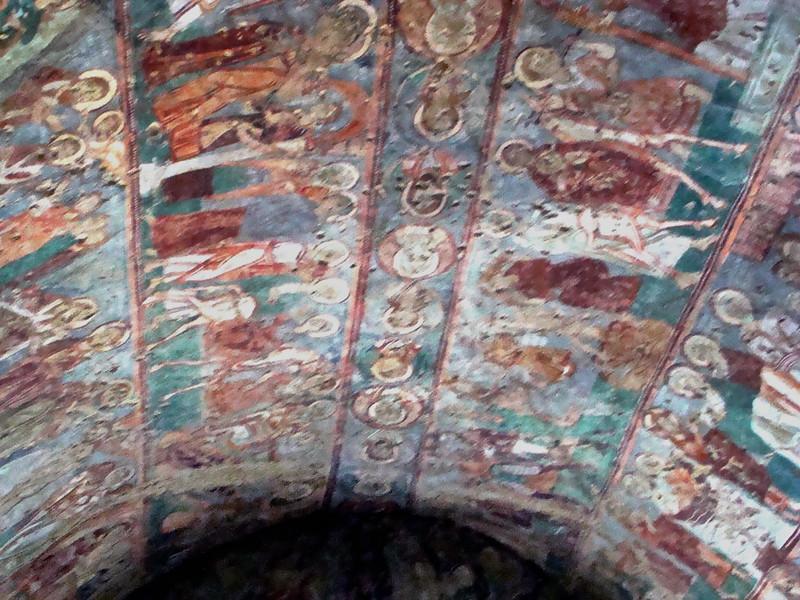 Byzantine Frescoes 17