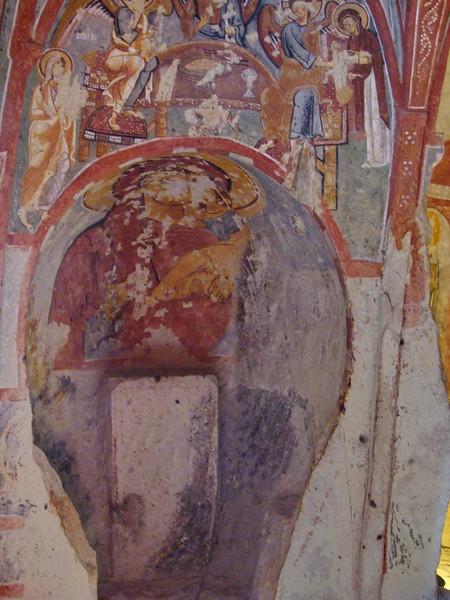 Byzantine Frescoes 10