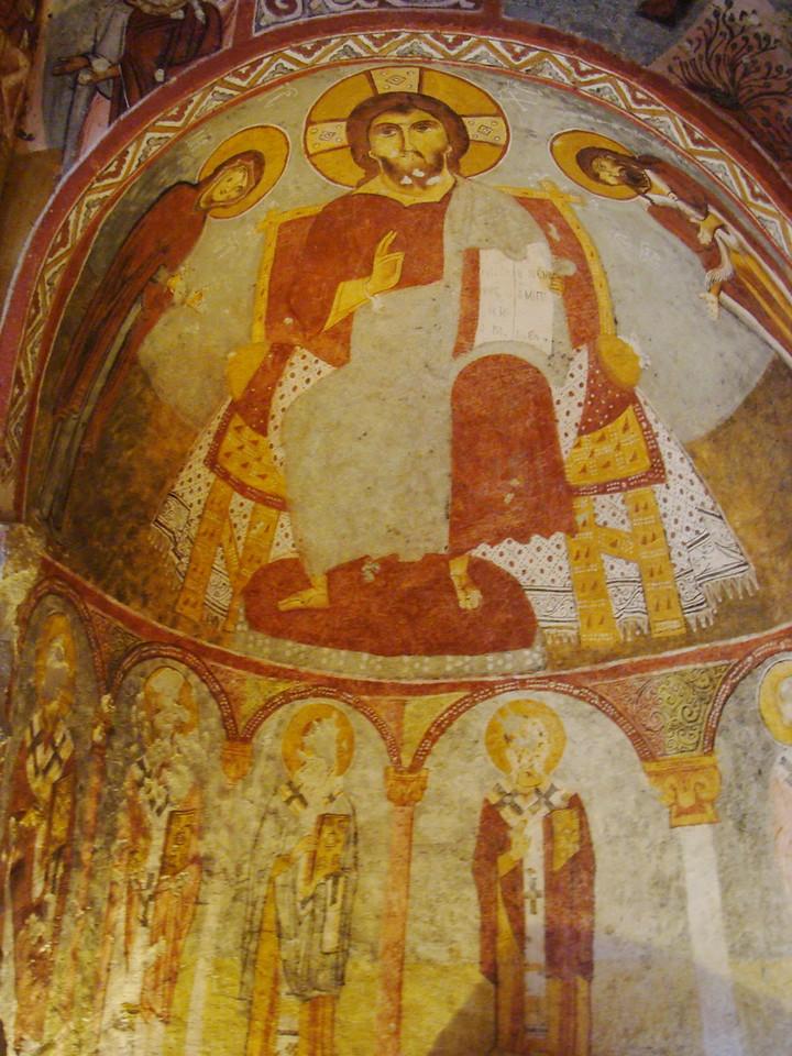 Byzantine Frescoes 1