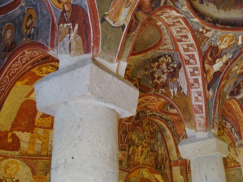 Byzantine Frescoes 24