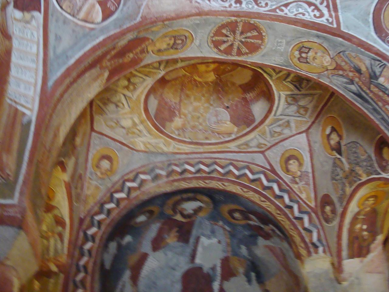 Byzantine Frescoes 3