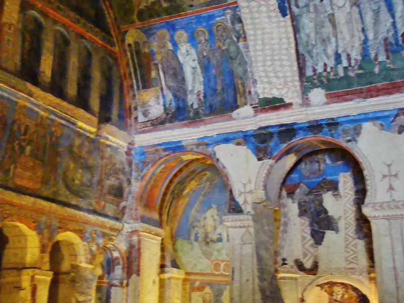 Byzantine Frescoes 15