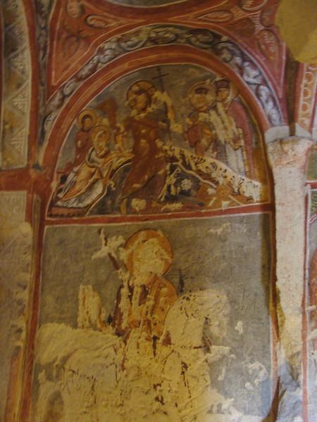 Byzantine Frescoes 19