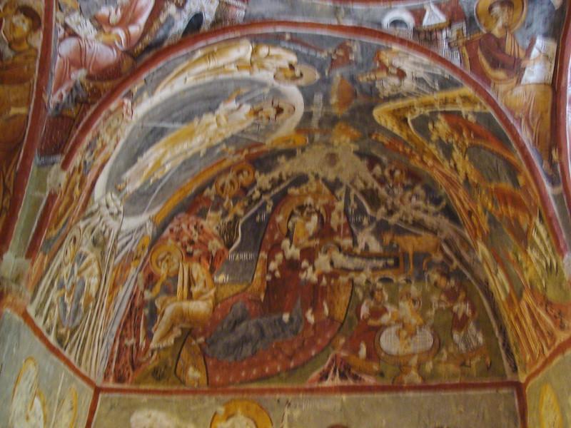 Byzantine Frescoes 20