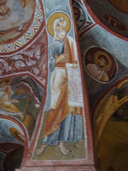Byzantine Frescoes 9