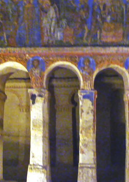Byzantine Frescoes 16
