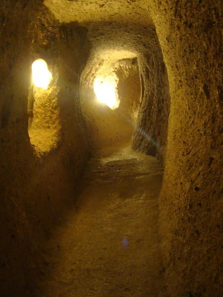 Kaymakli Underground Town