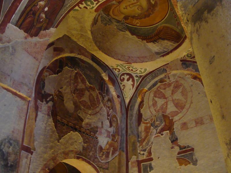 Byzantine Frescoes 6
