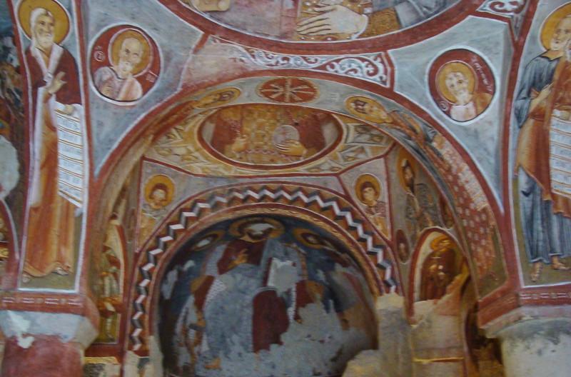 Byzantine Frescoes 11