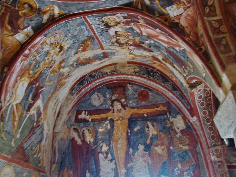 Byzantine Frescoes 21