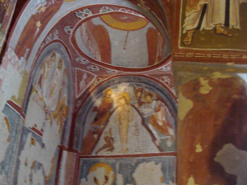 Byzantine Frescoes 28