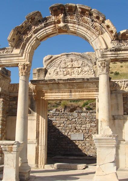 Medusa's Temple Entrance