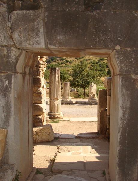 Passageway at Ephesus