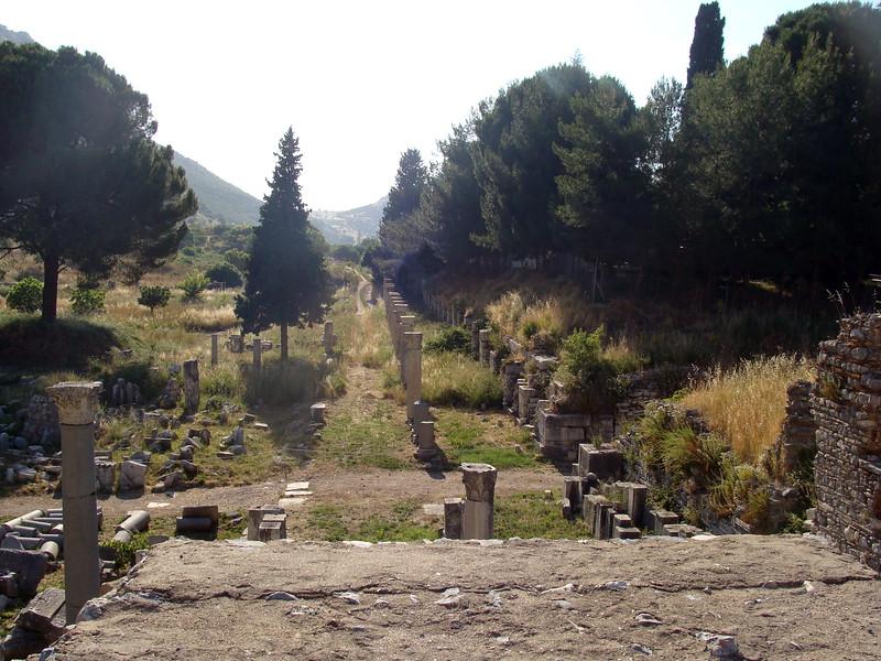 Leaving Ephesus