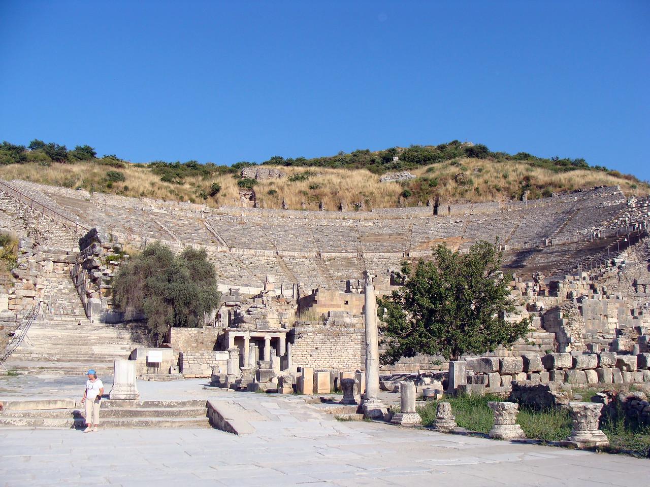 Odeion Amphitheater
