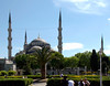 Sultanahmet ('Blue') mosque, Istanbul, 28 May 2009 1
