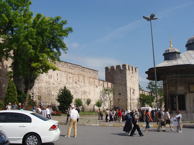 Topkapi Palace Fortress