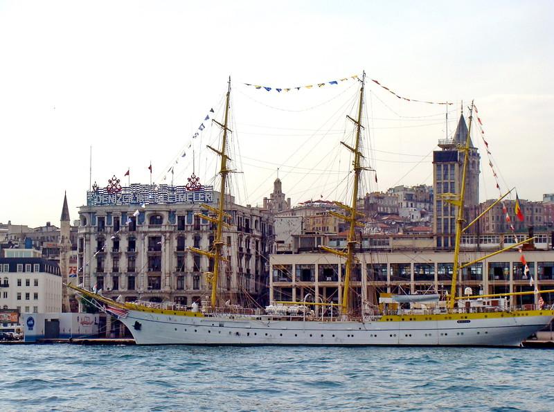 Along the Bosporus