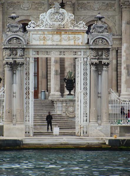 Dolmabahçe Palace Guard