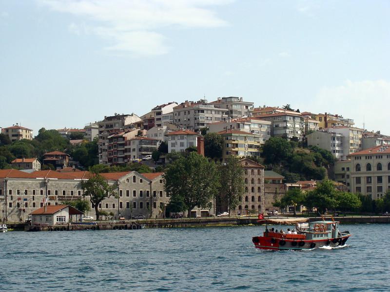 Curising the Bosporus