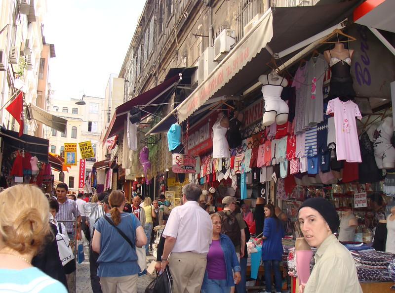 Backstreet Bazaar