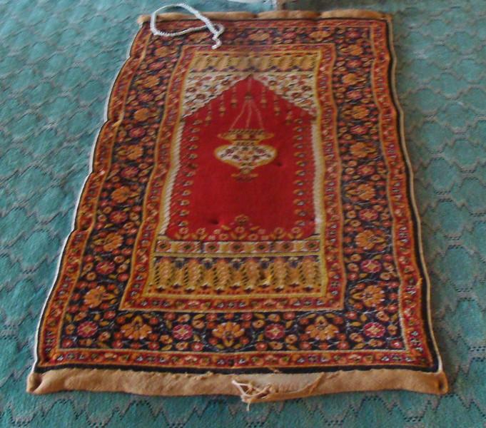 Alaaddin Camii Prayer Rug