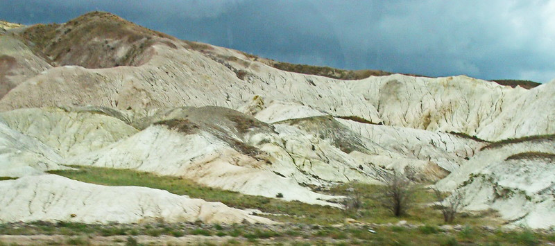 Geological Outcroppings