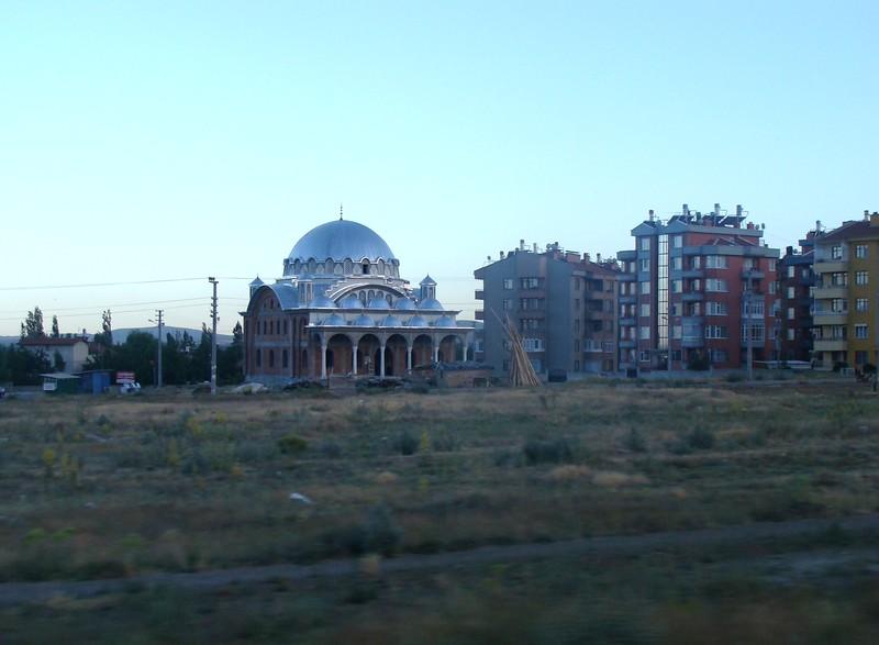 Entering Konya