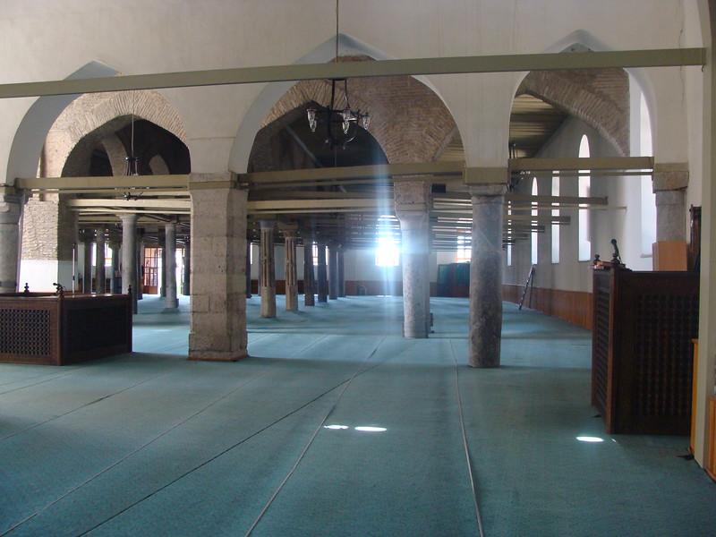 Alaaddin Camii Interior