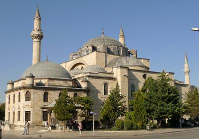 Konya - Rumi's Tomb Museum