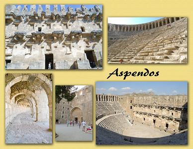 Roman Theater of Aspendos
