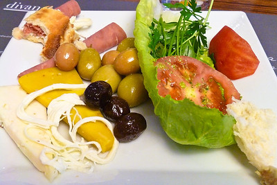 Meal in Ankara