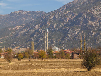 Landscapes from south west Turkey. Photo: Martin Bager