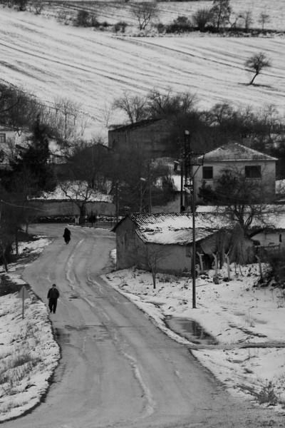 Winter, Mecidiye, Iznik, Turkey