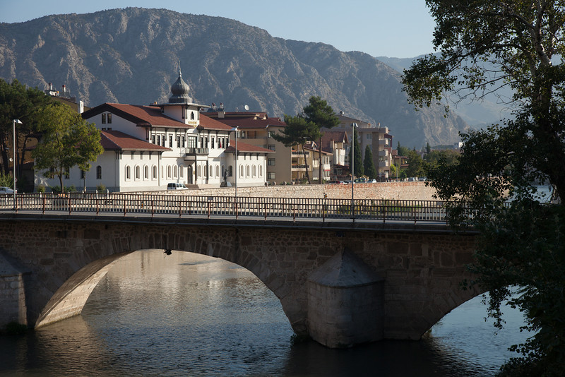 Bridge, Amasya, Turkey