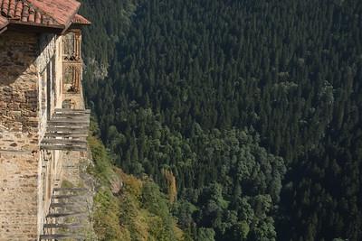 Sumela monastery (Trabzon) 2015