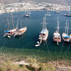 Boats in Bodrum