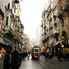 Istiklal Caddesi (istanbul)<br /> <br /> Where Turks shop, shop, and shop.